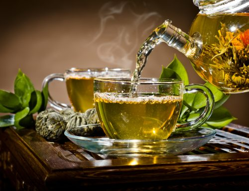 A Newly Discovered Health Benefit of Tea