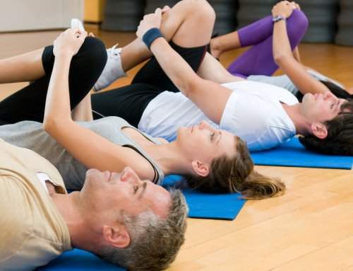 The Healing Power of Stretching