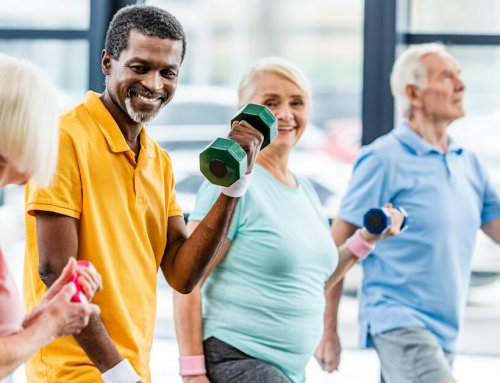 "Muscling Your Way into Vibrant ""Old"" Age"