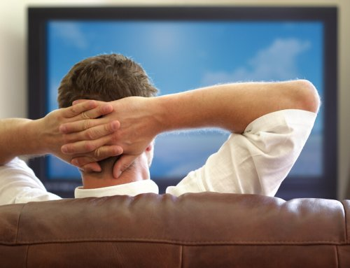 Lower High Blood Pressure While You Watch TV?
